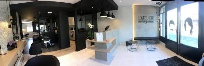 Salon de Coiffure L'Atelier - NANTES