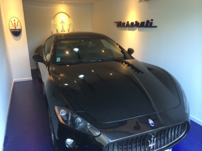 Garage MASERATI Paris