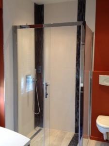 Salle de bain finalisée