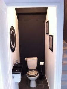 Toilettes finalisées